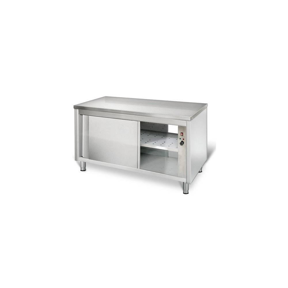armoire chauffante avec passe plat profondeur 600 mm equipemen. Black Bedroom Furniture Sets. Home Design Ideas