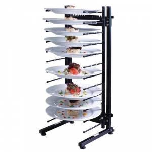 Porte-assiettes pour 12 assiettes