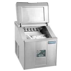 Machine à glaçons dessous de comptoir 20kg Polar