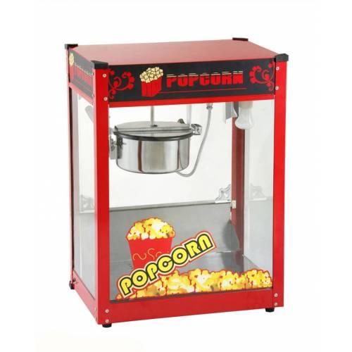 Machine à pop corn - rouge