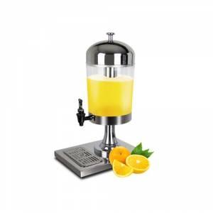 Distributeur de jus de 8 litres en inox