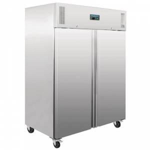 Armoire réfrigérée positive GN double porte 1200L