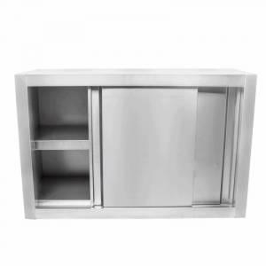 Placard armoire 140*66cm en inox -