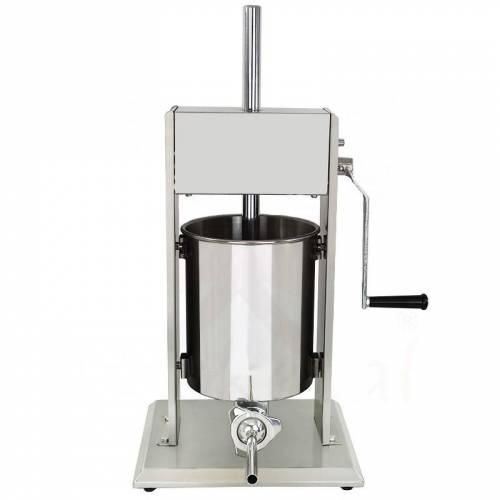 Poussoir à viande / machine à saucisses - 3 litres (debout)