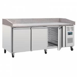 Table réfrigérée 2 portes 228L Polar