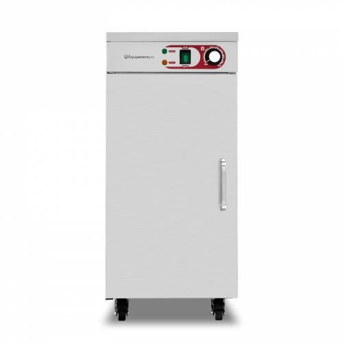 CHAUFFE-ASSIETTES PROFESSIONNEL - 100% INOX - 120 ASSIETTES - 400W - 230V - NEUF