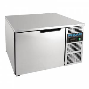 Cellule de refroidissement et congélation rapides Polar 18kg / 14kg