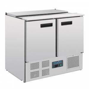 Comptoir à salade réfrigéré 240L Polar