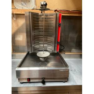 Machine à kebab déclasée
