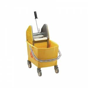 Seau essoreur Kentucky Rubbermaid jaune