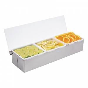 Boîte à compartiments Olympia 3x 950ml