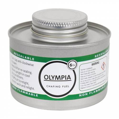 Combustible liquide Olympia 6 heures