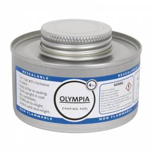 Combustible liquide Olympia 4 heures