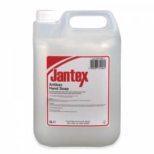 Savon pour les mains antibactérien Jantex 5L