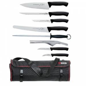 Ensemble de 8 couteaux Dick Pro