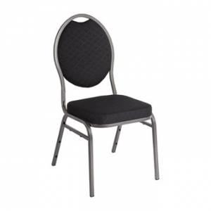 Chaises de banquet dossier ovale Bolero