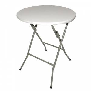 Table ronde pliante Bolero 600mm