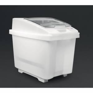 Boîte à ingrédients transparente Araven 80L