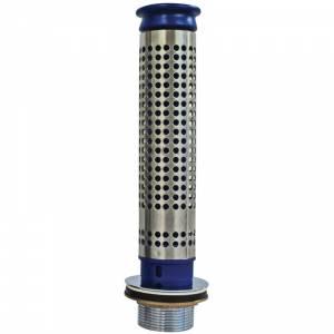 Bonde 70mm et tube de surverse avec filtre pour plonge de 250mm