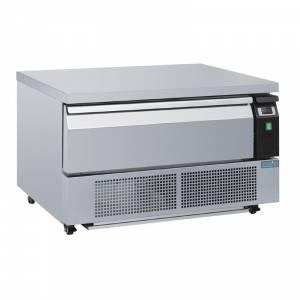 Soubassement double réfrigération 1 tiroir Polar Série U 2x GN 1/1