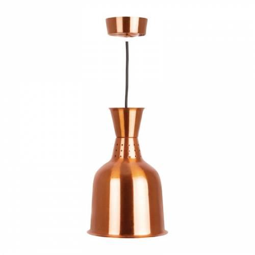 Lampe chauffante Buffalo finition laiton