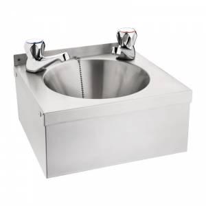 Mini lave-mains inox Vogue