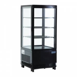 Vitrine réfrigérée de comptoir Polar 100L