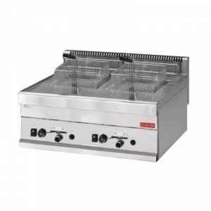 Friteuse gaz Gastro M 65/70 FRG 2x 8L