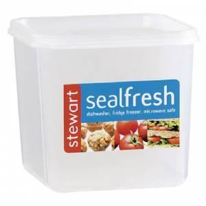Lot de 4 Boîtes hermétiques pour viande et volaille Seal Fresh 7,8L