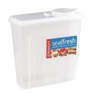 Lot de 6 Boîtes hermétiques à gâteaux Seal Fresh 800ml
