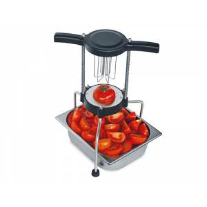 Coupe tomates en inox 5,5 mm Equipementpro