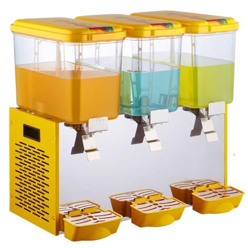 Distributeur de boissons réfrigérées Equipementpro 18L x 2