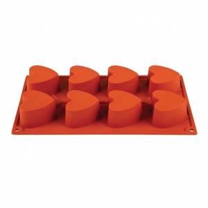 Plaque 11 mini-muffins en silicone Pavoni Formaflex