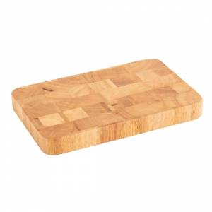 Planche à découper rectangulaire en bois Vogue 455 x 305mm