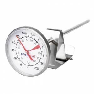 Thermomètre électronique en forme de T Hygiplas
