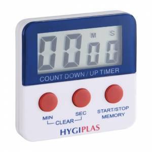 Minuteur grands chiffres Hygiplas