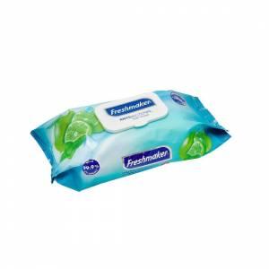 Lingettes antibactériennes et antifongiques (paquet de 120)