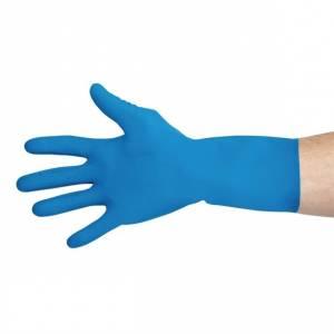 Gants protection chimique MAPA Vital 124 jaunes XL