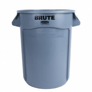 Collecteur Rubbermaid Brute gris 37,9L