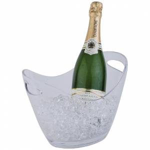 Support seau à vin et champagne Olympia