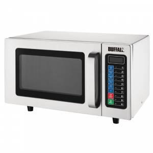 Micro-ondes professionnel manuel Buffalo 25L 1000W